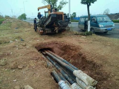 非开挖拉管施工的技术优势是什么?