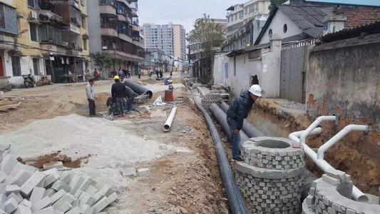 介绍排水管渠系统的管理和维护常识
