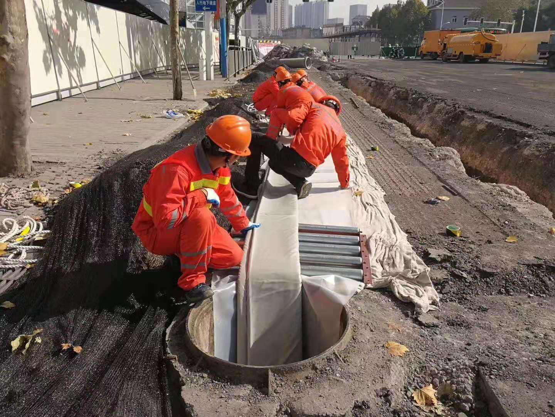 非开挖管道铺设