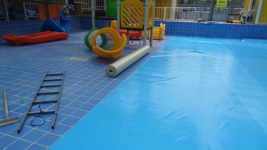 温泉镇游泳池等各种水池防水