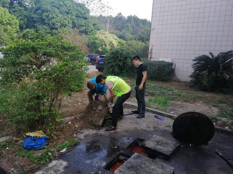 从化酒店污水管道疏通