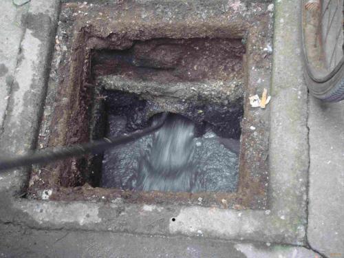 从化污水管道清理