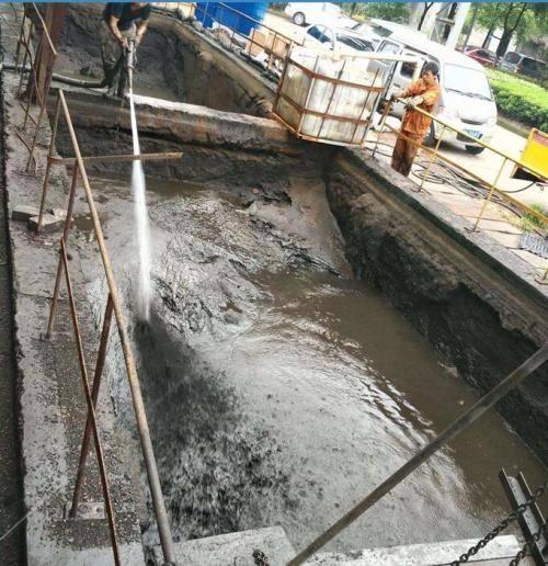 城郊街道化油池疏通清洗