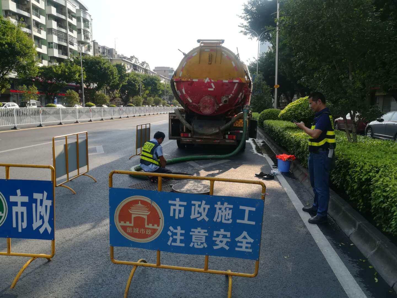 广州太和市政管道疏通